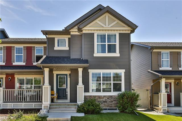 22 Evansridge Link NW, Calgary, AB T3P 0H3 (#C4196091) :: Tonkinson Real Estate Team