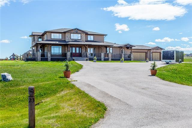 23 Kodiak Springs Cove, Rural Rocky View County, AB T4C 0B6 (#C4196092) :: Tonkinson Real Estate Team