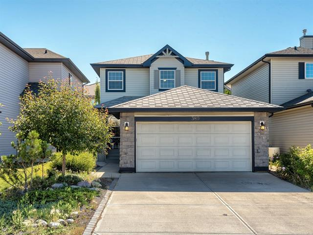 380 Tuscany Valley View NW, Calgary, AB T3L 2L5 (#C4196104) :: Calgary Homefinders