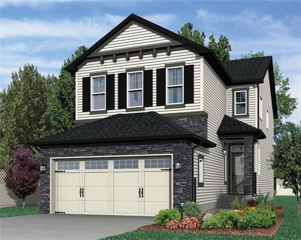121 Legacy Manor SE, Calgary, AB T2X 2E7 (#C4196114) :: Tonkinson Real Estate Team