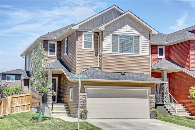 237 Evanspark Gardens NW, Calgary, AB T3P 0G6 (#C4196122) :: Tonkinson Real Estate Team