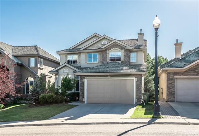 3685 Springbank Drive SW, Calgary, AB T3H 4J8 (#C4196128) :: Tonkinson Real Estate Team