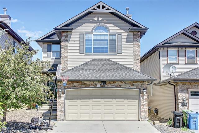 1036 Kincora Drive NW, Calgary, AB T2R 1R4 (#C4196135) :: Calgary Homefinders
