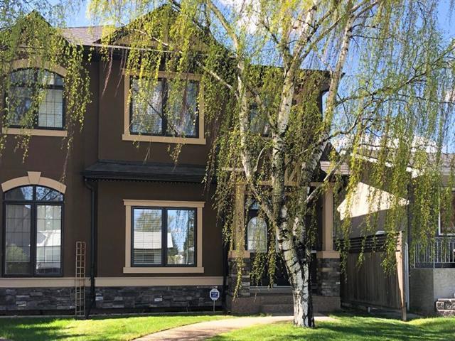 933 43 Street SW, Calgary, AB T3C 1Z8 (#C4196142) :: Tonkinson Real Estate Team