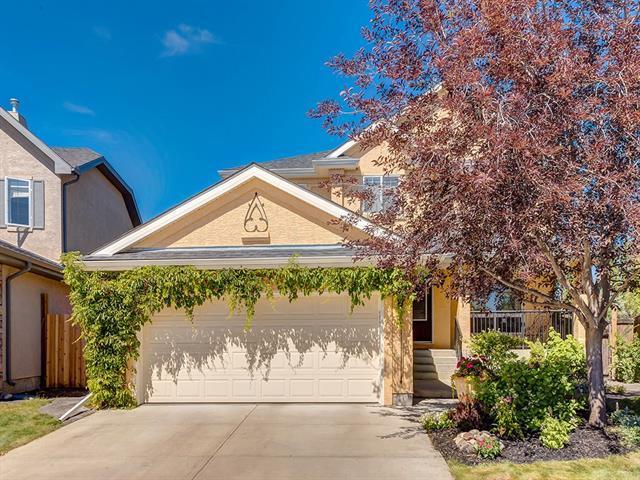 15 Tuscany Glen Green NW, Calgary, AB T3L 2V8 (#C4196156) :: Your Calgary Real Estate