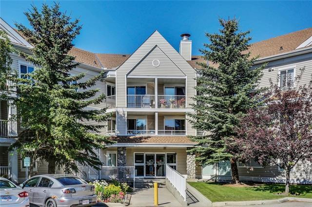 11 Chaparral Ridge Drive SE #2310, Calgary, AB T2X 3N5 (#C4196158) :: Your Calgary Real Estate