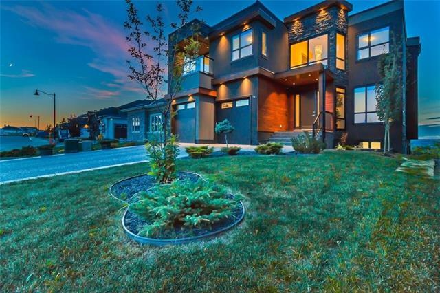 76 Coulee Way SW, Calgary, AB T3H 0S4 (#C4196165) :: Canmore & Banff