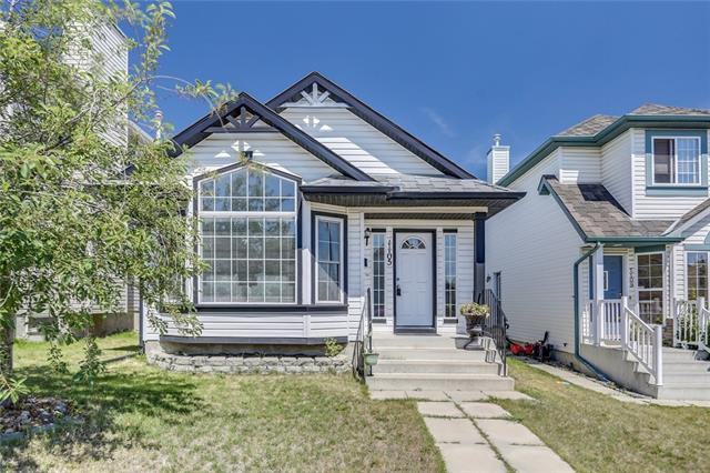 1105 Country Hills Circle NW, Calgary, AB T3K 4W9 (#C4196172) :: Tonkinson Real Estate Team