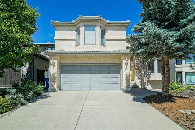 81 Signature Close SW, Calgary, AB T3H 2C7 (#C4196179) :: Tonkinson Real Estate Team