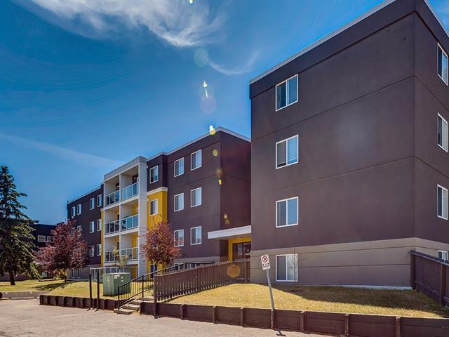 4455A Greenview Drive NE #104, Calgary, AB T2E 6M1 (#C4196188) :: Redline Real Estate Group Inc