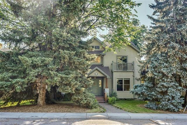 3234 8 Street SW, Calgary, AB T2T 3A6 (#C4196207) :: Your Calgary Real Estate