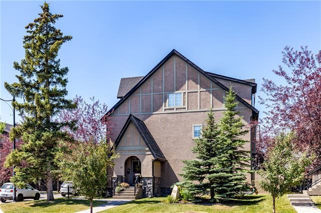 6 Scarpe Drive SW #10, Calgary, AB T2T 6P2 (#C4196214) :: Redline Real Estate Group Inc