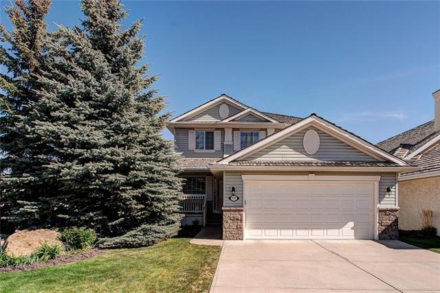 131 Valley Ponds Crescent NW, Calgary, AB T3B 5T7 (#C4196255) :: Calgary Homefinders