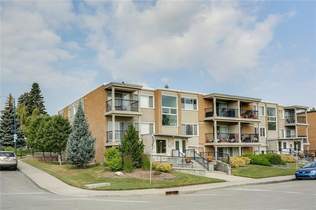 4915 8 Street SW #30, Calgary, AB T2S 2P1 (#C4196257) :: Canmore & Banff