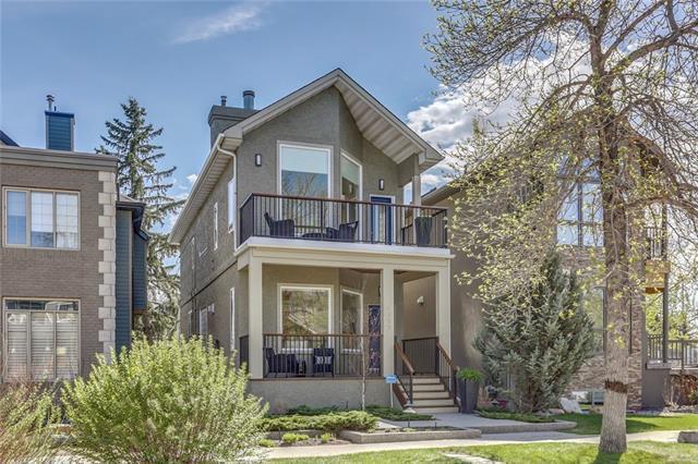 1775 7 Avenue NW, Calgary, AB T2N 0Z5 (#C4196267) :: Tonkinson Real Estate Team