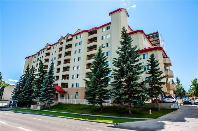 2011 University Drive NW #507, Calgary, AB T2N 4T4 (#C4196311) :: Redline Real Estate Group Inc