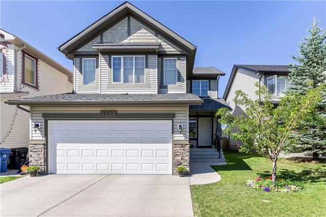 634 Chaparral Drive SE, Calgary, AB T2X 3X1 (#C4196315) :: Your Calgary Real Estate