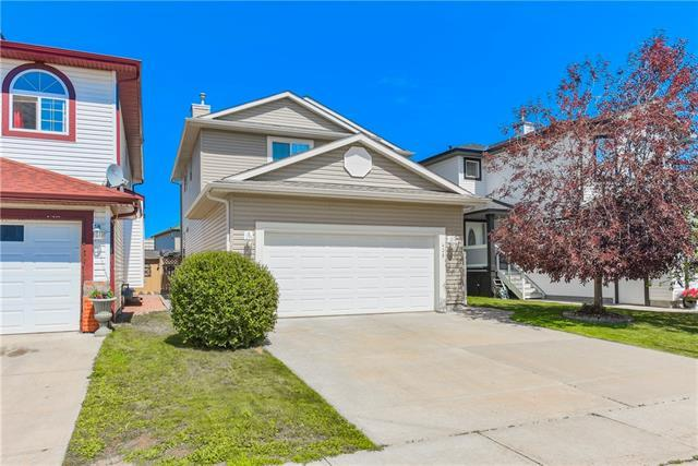 435 Taracove Estate Drive NE, Calgary, AB T3J 4S8 (#C4196321) :: Calgary Homefinders