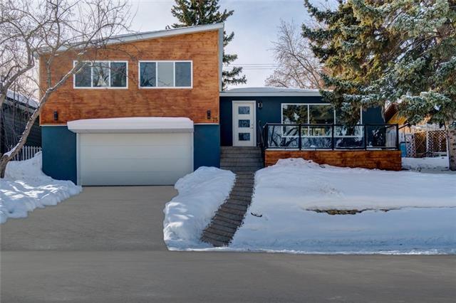 75 Chelsea Street NW, Calgary, AB T2K 1P1 (#C4196330) :: Calgary Homefinders