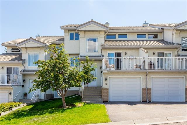 5790 Patina Drive SW #11, Calgary, AB T3H 2Y5 (#C4196335) :: Tonkinson Real Estate Team