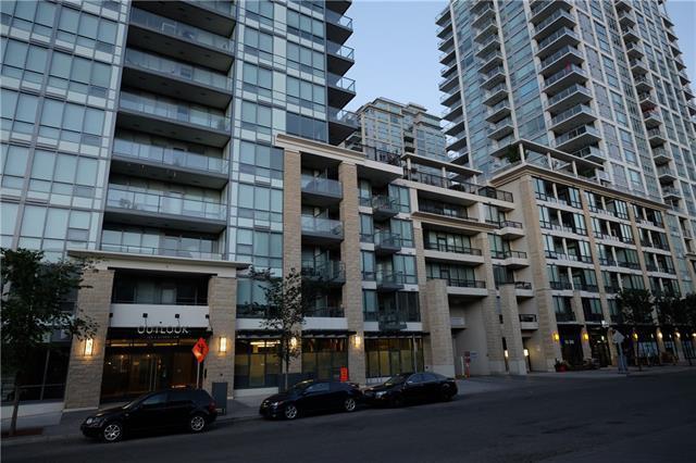 128 2 Street SW #906, Calgary, AB T2P 0S7 (#C4196348) :: Tonkinson Real Estate Team