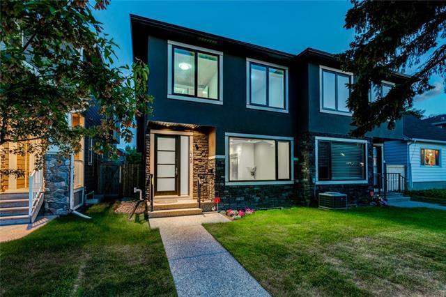 449 26 Avenue NW, Calgary, AB T2M 2E3 (#C4196349) :: Calgary Homefinders