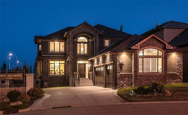 5 Aspen Meadows Park SW, Calgary, AB T3H 5Z7 (#C4196372) :: Tonkinson Real Estate Team