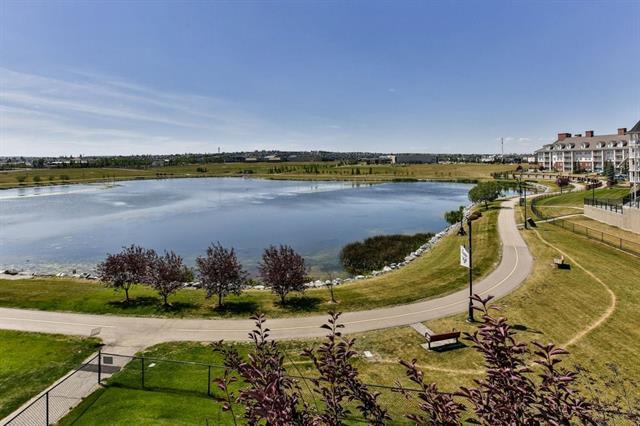 43 Country Village Lane NE #2207, Calgary, AB T3K 0G2 (#C4196374) :: Canmore & Banff
