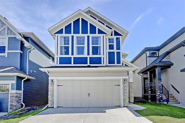 402 Hillcrest Circle SW, Airdrie, AB T4B 4B3 (#C4196377) :: Calgary Homefinders