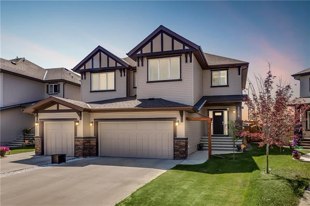 2378 Baywater Crescent SW, Airdrie, AB T4B 0T5 (#C4196380) :: Canmore & Banff