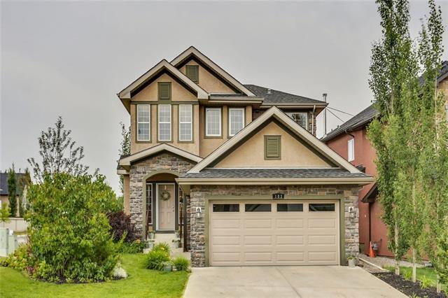 183 Aspen Stone Terrace SW, Calgary, AB T3H 5Y9 (#C4196383) :: Redline Real Estate Group Inc