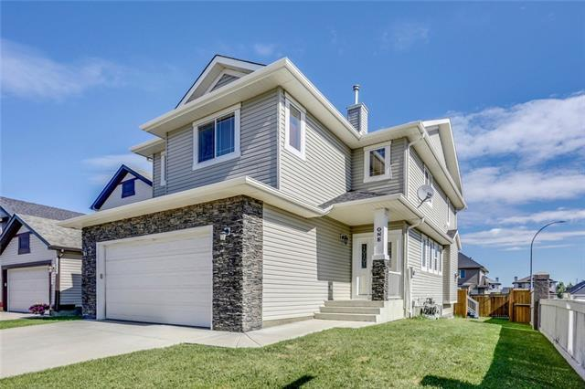 1 Cimarron Vista Circle, Okotoks, AB T1S 0A9 (#C4196395) :: Calgary Homefinders