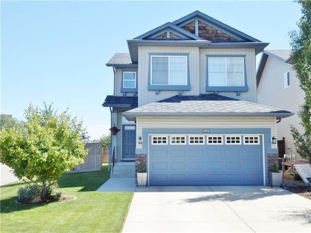101 Auburn Bay Cove SE, Calgary, AB T3M 0A3 (#C4196403) :: Your Calgary Real Estate