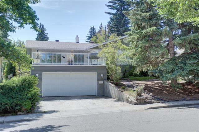 103 Chelsea Street NW, Calgary, AB T2K 1P1 (#C4196424) :: Calgary Homefinders