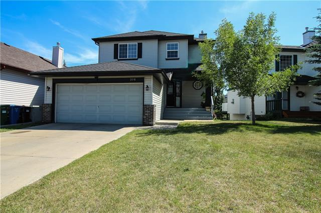306 Arbour Crest Drive NW, Calgary, AB T3G 5A2 (#C4196426) :: Calgary Homefinders