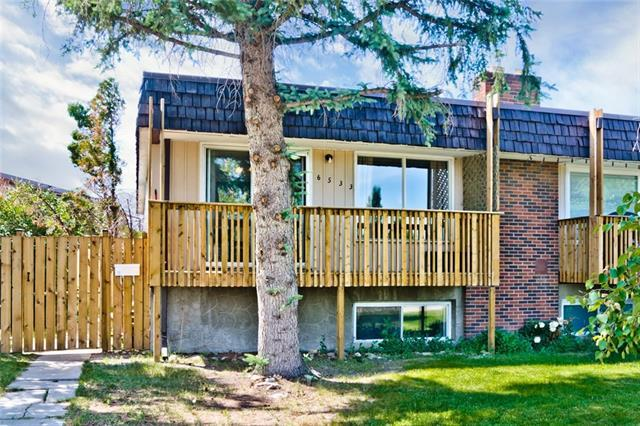 6533 58 Street NW, Calgary, AB T3A 2A4 (#C4196438) :: Calgary Homefinders