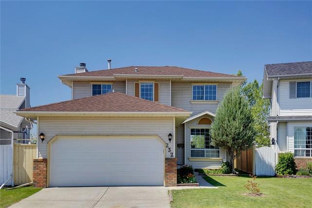 232 Riverstone Place SE, Calgary, AB T2C 3W8 (#C4196523) :: Tonkinson Real Estate Team