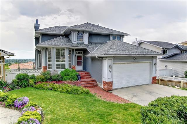 68 Christie Park Hill(S) SW, Calgary, AB T3H 2V4 (#C4196525) :: Tonkinson Real Estate Team