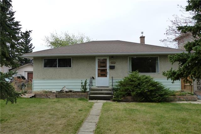 3331 41 Street SW, Calgary, AB T3E 3L3 (#C4196543) :: Calgary Homefinders