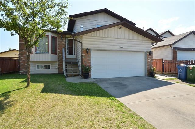347 Whitefield Drive NE, Calgary, AB  (#C4196545) :: Tonkinson Real Estate Team