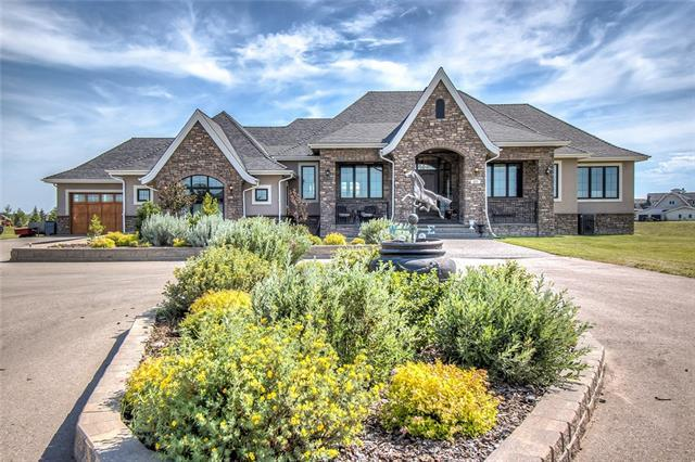 233 Windhorse Court, Rural Rocky View County, AB T3Z 0B4 (#C4196547) :: Canmore & Banff