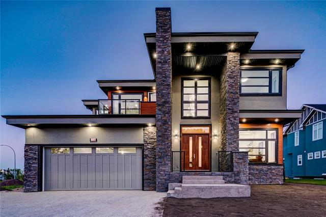 756 East Lakeview Road, Chestermere, AB T1X 1R2 (#C4196555) :: Canmore & Banff