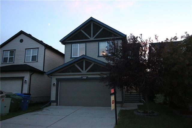 160 Copperfield Common SE, Calgary, AB T2X 4W9 (#C4196607) :: Tonkinson Real Estate Team