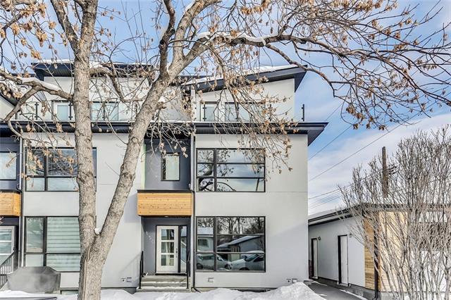 150 21 Avenue NW, Calgary, AB T2M 5A5 (#C4196626) :: Tonkinson Real Estate Team