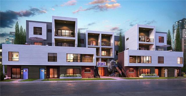 120 18 Avenue SW #215, Calgary, AB T2H 3S5 (#C4196651) :: Redline Real Estate Group Inc