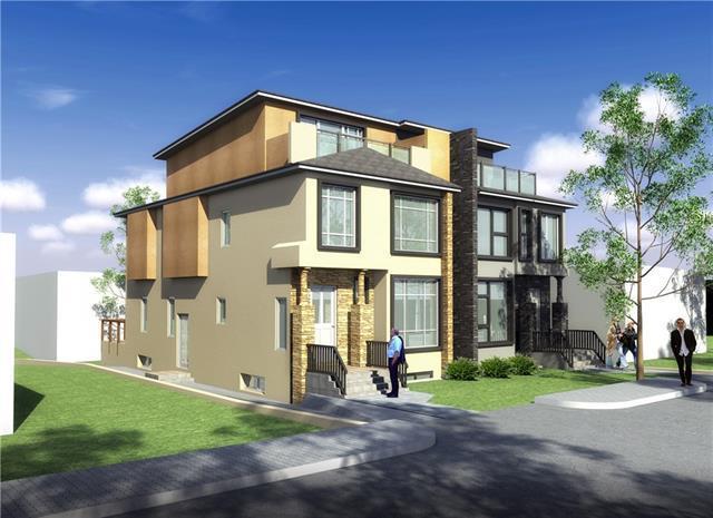 607 50 Avenue SW, Calgary, AB T2S 1H6 (#C4196665) :: The Cliff Stevenson Group