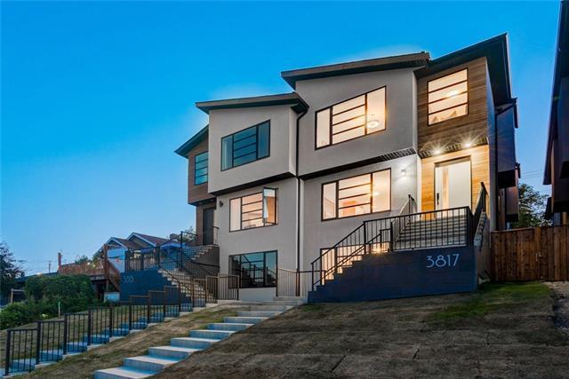 3817 Centre A Street NE, Calgary, AB T2E 3A5 (#C4196668) :: Tonkinson Real Estate Team