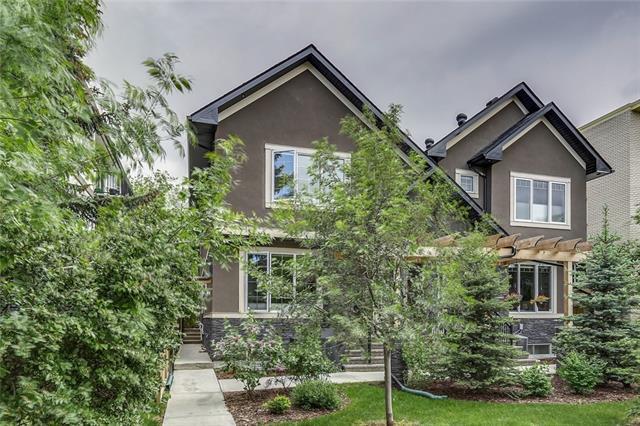 1329 17 Avenue NW #1, Calgary, AB T2M 0R2 (#C4196671) :: Calgary Homefinders