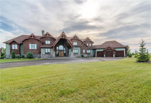 243045 Morgans Road, Rural Rocky View County, AB T2T 6K9 (#C4196672) :: Calgary Homefinders