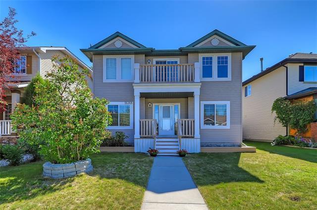 18368 Chaparral Street SE, Calgary, AB T2X 3K9 (#C4196695) :: Your Calgary Real Estate